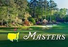 2 Tickets 2018 Masters Tournament Monday April 2nd Practice Round