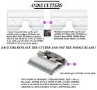 Andis CeramicEdge Replacement CUTTER*Fit Oster A5,A6 Most Wahl Clipper Blade