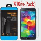 10Pack Tempered Glass Protective Screen Protector Film for Samsung Galaxy S7
