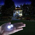 30pc LED Fairy Berry Glowing Light Ball Floating Christmas Party Hanging Decor