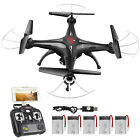 Syma X5SW 2.4Ghz 6-Axis Gyro RC Quadcopter Drone with Wifi Camera UAV RTF UFO US