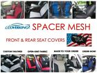 Custom Fit Front & Rear Coverking Spacer Mesh Seat Covers for Chevy Cruze