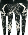 Womens Star 83 Baseball Print Stretch Trousers Pants Ladies Jogging Bottoms