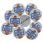 Family Guy Chris & Stewie Adult Supervision Required Official Button Pin Badges