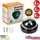 New Fake Dummy Dome Surveillance Security Cameras with Infrared Light LED Sensor