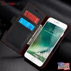 Luxury Flip Leather Magnetic Wallet Card Stand Case Cover For iPhone 6 6s 7 Plus