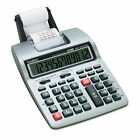 NEW Casio HR-100TM Printing Calculator, 12 Digit 2-Color Easy-to-Read