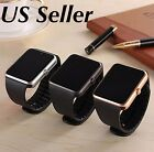 GT08, Bluetooth Smart Wrist Watch GSM  For Android Samsung Apple iOS iPhone