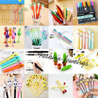Lots 55 Styles Ballpoint Gel Pen Pencil School Student Stationary Office Writing