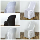 150 pcs Satin Folding CHAIR COVERS Wedding Catering Party SALE - FREE SHIPPING
