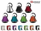 SQPro Legacy Electric Cordless Kettle Fast Boil 1.8L 2200W,  in 9 Colours
