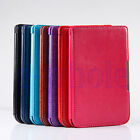 Wallet Flip PU Leather Slim Magnetic Case Cover For Pocketbook 624 626 TW