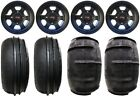 "GMZ Casino 14x8/14x10 Wheels 28"" Sand Stripper Tires Can-Am Defender"