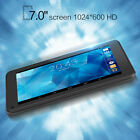 """7"""" Android Google Tablet PC 4GB HDTouch Screen Camera WiFi"""