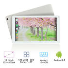 10.1 inch Android 6.0 Tablet PC Allwinner A33 Quad Core 1GB / 8GB 1024 x 600 TFT