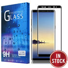 Fr Samsung Galaxy Note 8 Tempered Glass Full Coverage 3D Curved Screen Protector