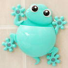 Popular Bathroom Toothbrush Toothpaste Holder Wall Mount Suction Cup  new