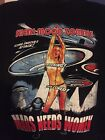 Mars Needs Women T-shirt sheri moon rob zombie
