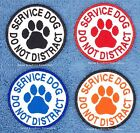1 SERVICE DOG DO NOT DISTRACT PATCH 3 IN Danny & LuAnns Embroidery assistance