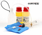 Hayes Stroker Ace, Carbon, Gram, Ryde, Trail Brake Bleed Kit with Brake Fluid