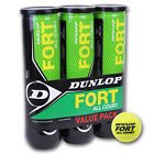 DUNLOP Fort All Court Tennisbälle Tennisball 1x4 3x4 6x4 12x4 Tennis Ball