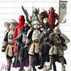 """Star Wars Movie Realization 7"""" Action Figure Japanese Samurai Toy for Boy Xmas $21.83 CAD"""