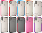 """For iPhone X 5.8"""" Shockproof Hybrid Drop Protection Soft TPU EVO Mesh Sport Case"""