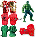 Punching Boxing Type Gloves For The Avengers Set of 2 pcs Smash Hands Plush Fist