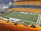 2 Steelers vs Browns Tickets Section 515 Row CC Aisle Seats NEW YEARS EVE GAME
