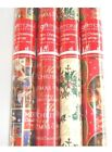 Giftmaker Christmas Present Gift Wrapping Paper   16m (2 x 8mtr Rolls)