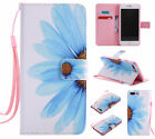 Patterned Magnetic Card Slot Leather Wallet Stand Case Cover For iPhone 7 Plus 8