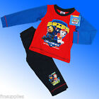 Boys Official Genuine Paw Patrol Pyjamas Age 18 Months 2 3 4 5 Years Spies