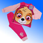 Girls Official Genuine Paw Patrol Sky Pyjama Outfit Age 18 Mts 2 3 4 5 6 Years