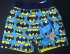 BATMAN Infant Boys 6 9 18 24 Months Shorts SWIM TRUNKS Bathing Suit Super Hero