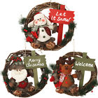 Christmas Door Tree Hanger Window Show Store Shopping Mall Party Decoration 32cm
