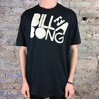 Billabong Regulator Short Sleeve T-Shirt in Black Size L