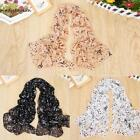 2017 Womens Music Notes Piano Scarf Neck Shawl Sol Key Musical New Wrap Gift