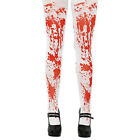 Bloodied Leggings Halloween Blood Splatter Leggings Horror Walking Dead Leggings
