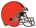 Cleveland Browns  Helmet Sticker Vinyl Decal / Sticker 5 sizes!! $2.99 USD on eBay