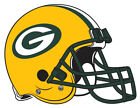 Green Bay Packers  Helmet Sticker Vinyl Decal / Sticker 5 sizes!! $9.99 USD on eBay