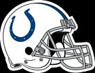 Indianapolis Colts Helmet Sticker Vinyl Decal / Sticker 5 sizes!! on eBay