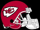 Kansas City Chiefs  Helmet Sticker Vinyl Decal / Sticker 5 sizes!! on eBay