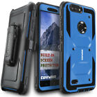 COVRWARE® [AEGIS] Holster Case Screen For ZTE Blade Z Max (Z982)