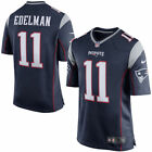 BNWT Nike Julian Edelman New England Patriots NFL Game American Football Jersey