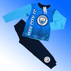 Boys Authentic Official Manchester City FC Pyjamas #MCFC Age 4-12 Years 66