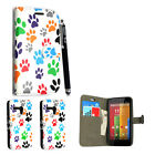 for Motorola Moto G Case  Leather Folio Cover with Card Slots and Kickstand