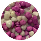Tropical-Reef Purple Gravel Aquarium Fish Tank Stones Substrate 2kg 5kg 10kg
