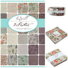 MODA Quill 100 % cotton, charm pack jelly roll layer cake for sewing & patchwork