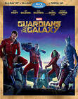 Guardians of the Galaxy (Blu-ray Disc, 2014, Includes Digital Copy 3D)
