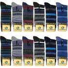 Lot 6 12 Cotton Mens Funny Colorful Novelty Business Wedding Casual Dress Socks